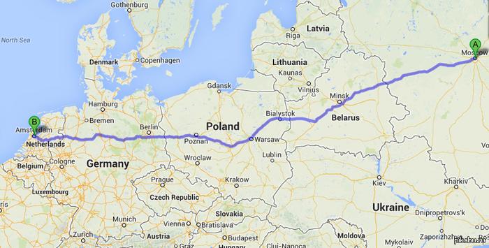"""Предлагаю альтернативный маршрут :D В ответ на <a href=""""http://pikabu.ru/story/ishchu_khoroshikh_lyudey_dlya_sovmestnogo_evrotura_na_mashine_1547398"""">http://pikabu.ru/story/_1547398</a>"""