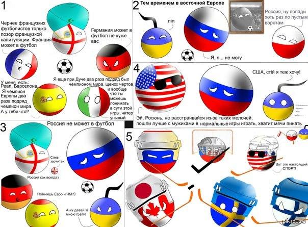 футбол россии и хоккей