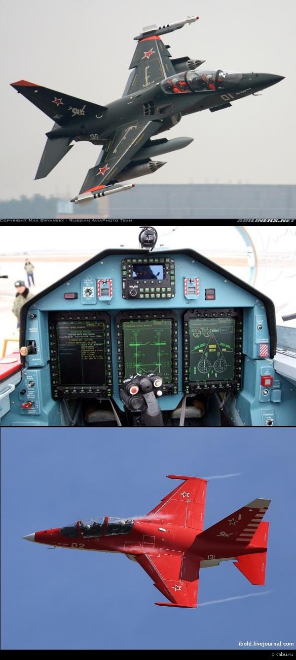 Як-130 признан лучшим.  Подробнее: http://vpk-news.ru/articles/17454 Самолет признан международными экспертами лучшим образцом учебно-боевой техники