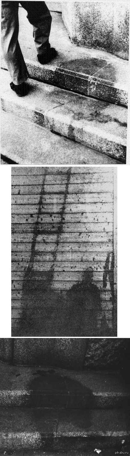 появились хиросима и нагасаки тени людей фото каждого