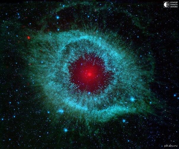helix nebula ngc 7293 - HD4279×3559