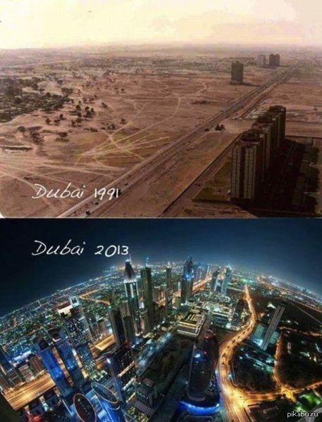 Как изменился дубай дальнобой по польше