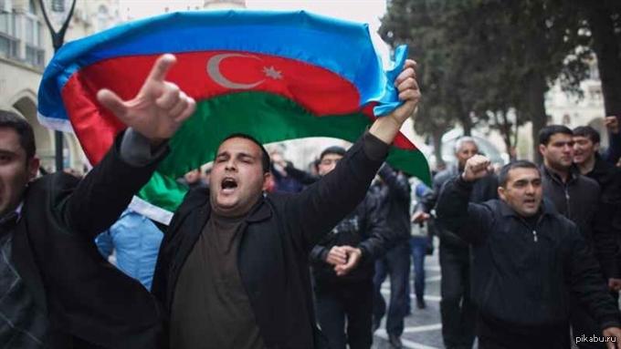 «Главный враг Азербайджана – это бесчестные русские».
