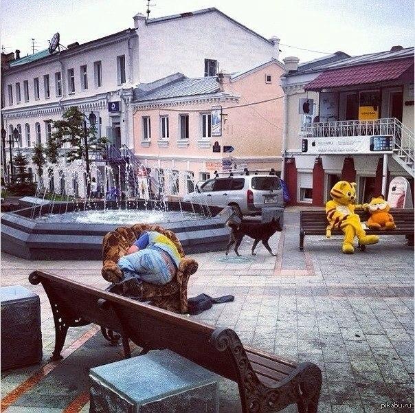 Владивостокские будни