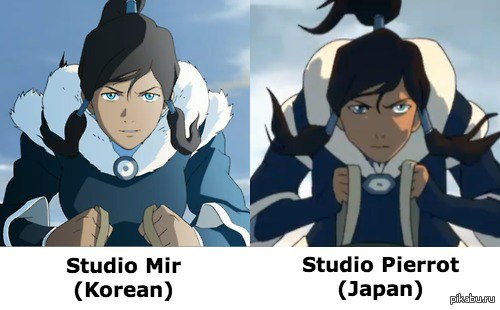 Korean Vs Japan