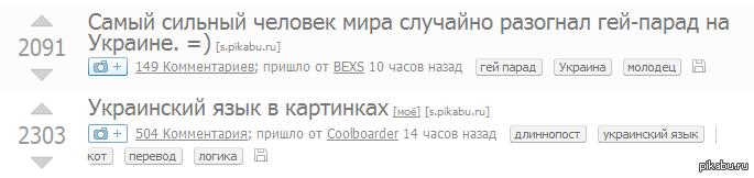 Самый сильный человек-украинец. Начинаем учить украинский, друзья)