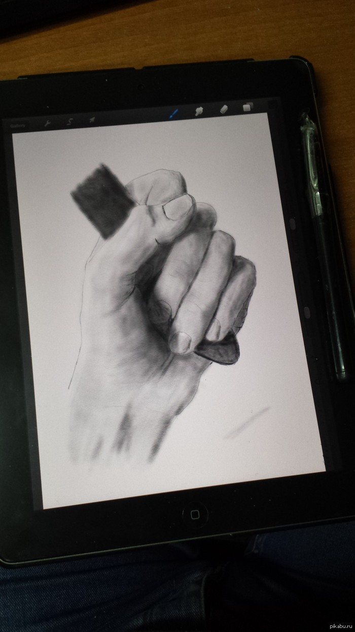 Мой первый рисунок Оцените и подскажите какие у меня перспективы? Критика приветствуется.