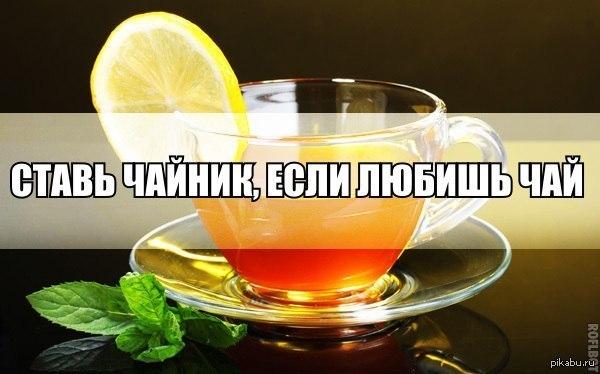 прикольные картинки давай попьем чай ней должно было