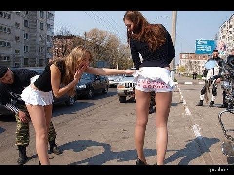 Подобрал На Улице Пошлую Девку Желающую Горячего Траха