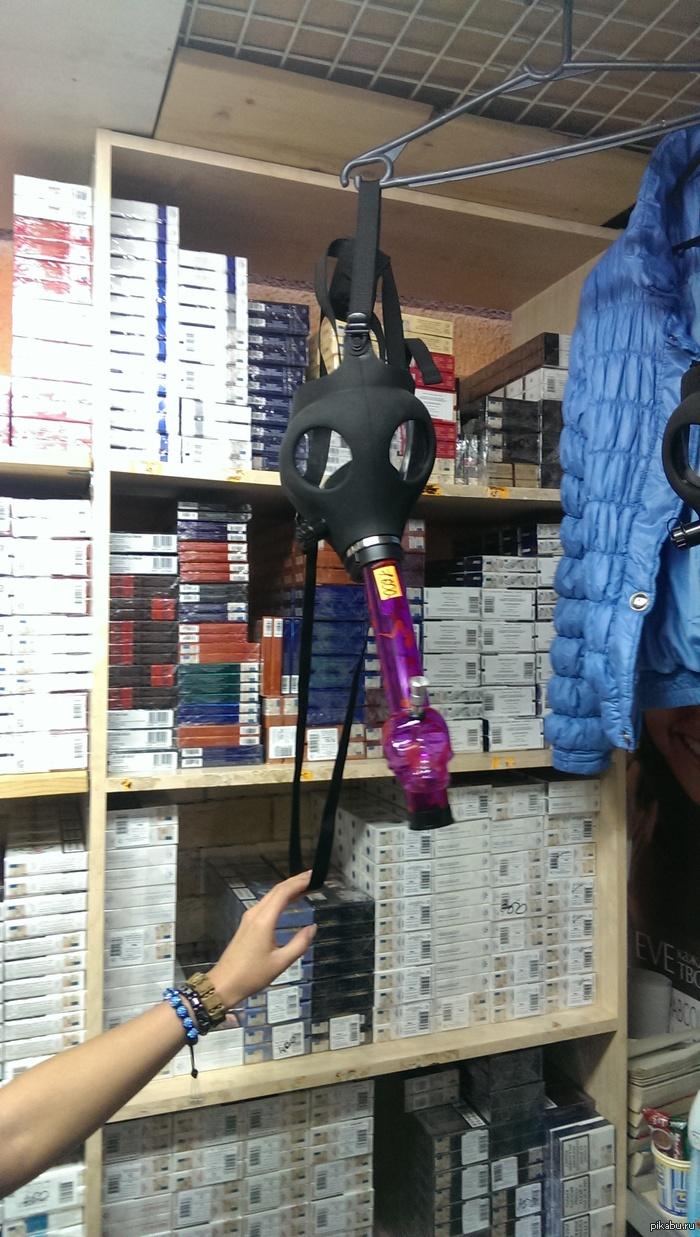 Интересный девайс Увидел в одном из магазинов своего города :)