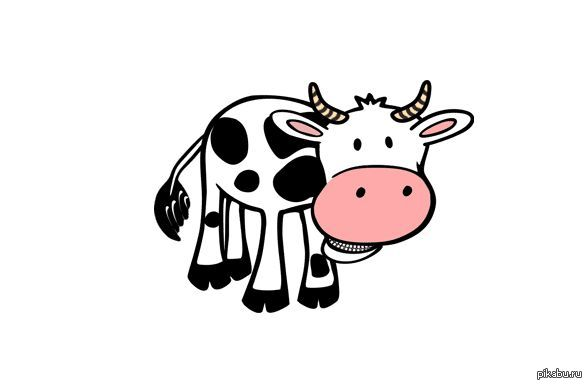 Найди корову