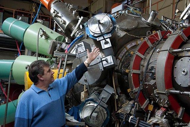 Новосибирские физики разогрели термоядерную плазму до рекордных 4,5 млн градусов