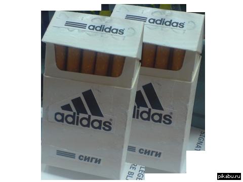 сигареты адидас купить где можно