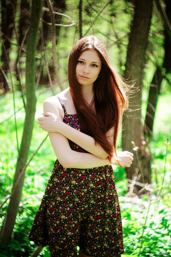 девушка фото красивая