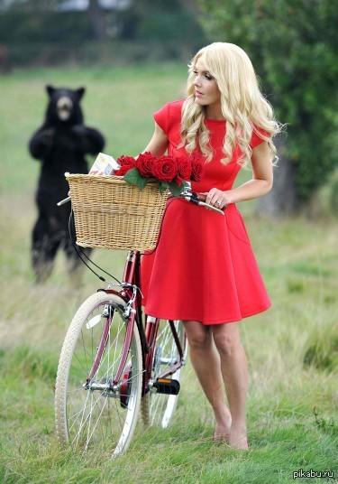 Девушка в красном дай нам фото 474-501