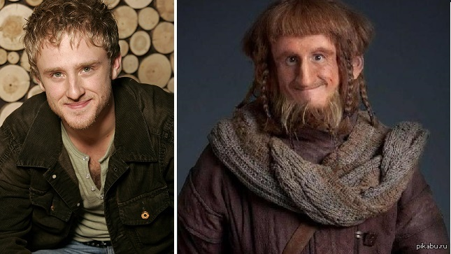 the hobbit characters