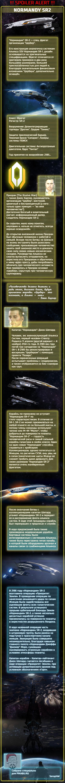Normandy SR2 Продолжение серии длиннопостов о кораблях из различных вселенных научной фантастики.