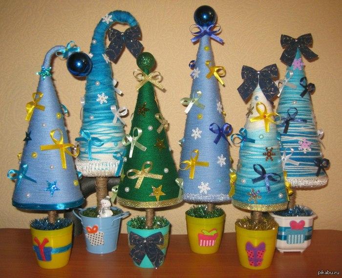 Детки новогоднего хобби :) Всем вдохновения!