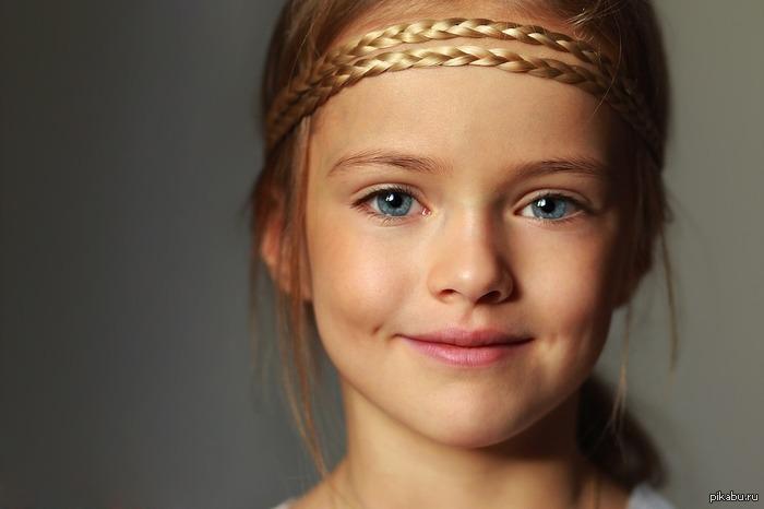 красивый ребенок фото