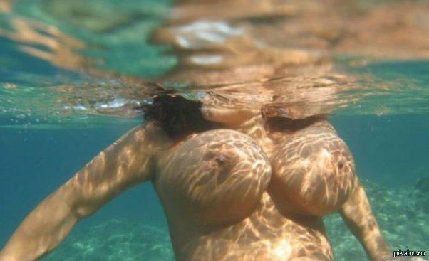 Сичськи в бассейне фото 536-165