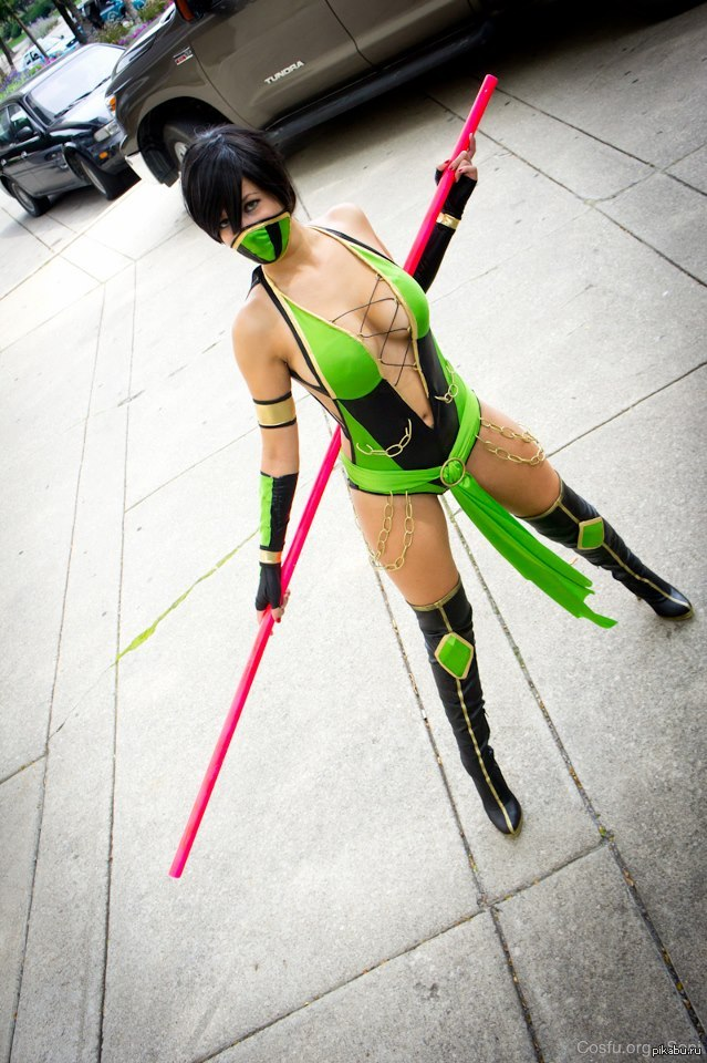 Косплей Jade
