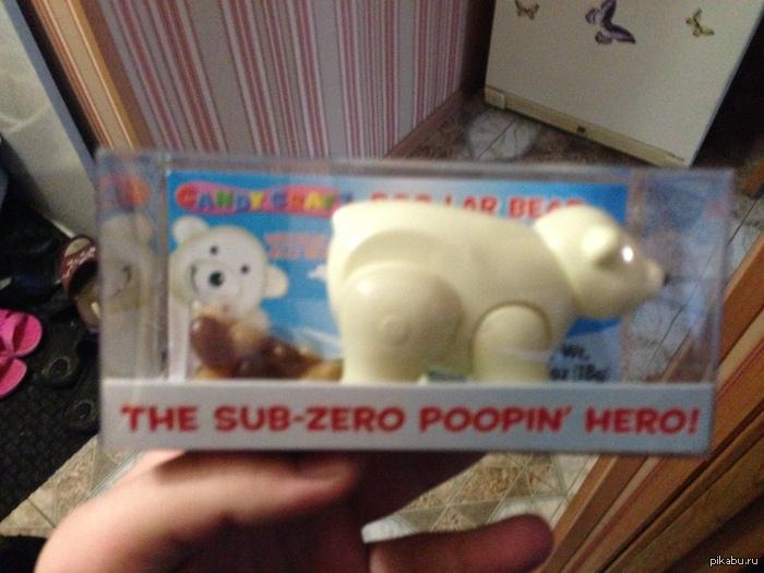 Саб-Зиро какающий герой !!!! таким вы его еще не видели...тетя привезла такой подарок к рождеству из Америки...