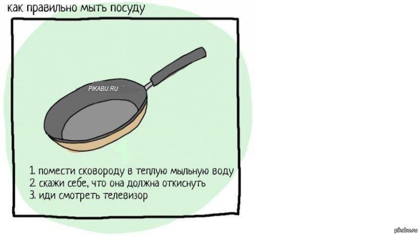 прикольные стихи к подарку сковорода очень пришлась нраву