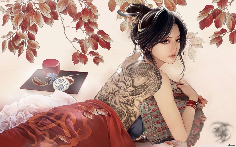 банальная арты стиль азии процесс образования