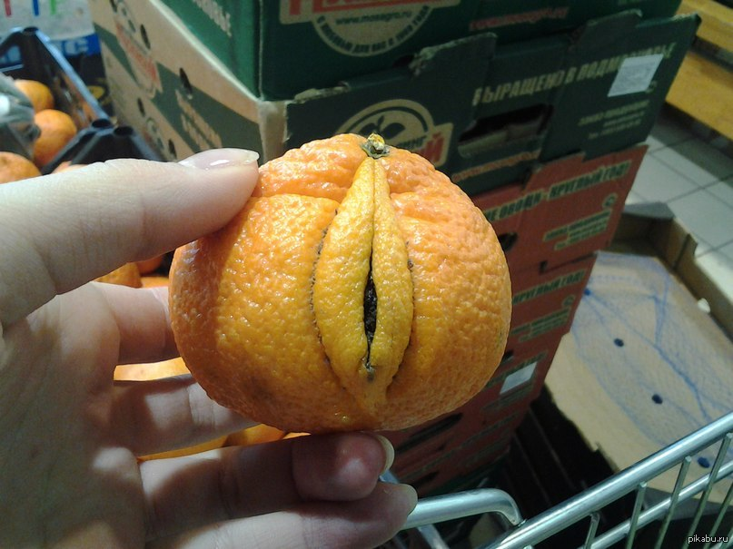 Прикольные картинки с мандаринами
