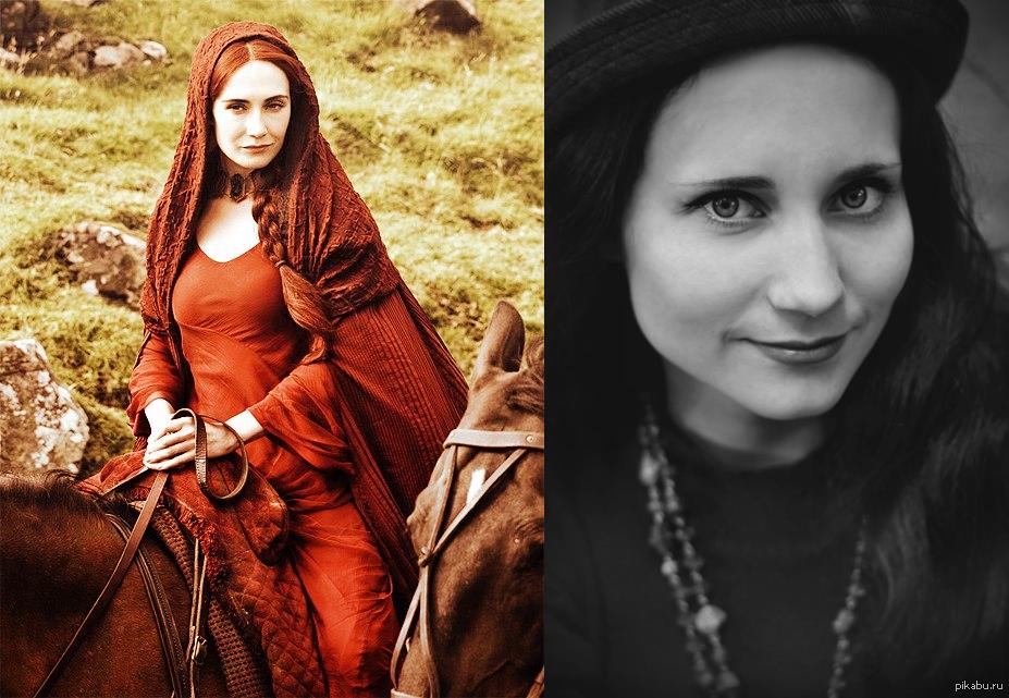 Мелисандра игра престолов фото в жизни и биография