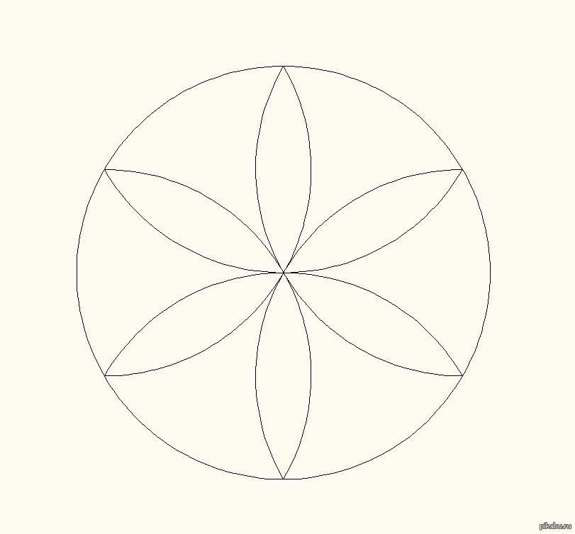 отсутствии рисуем картинки циркулем гармонично сочетает