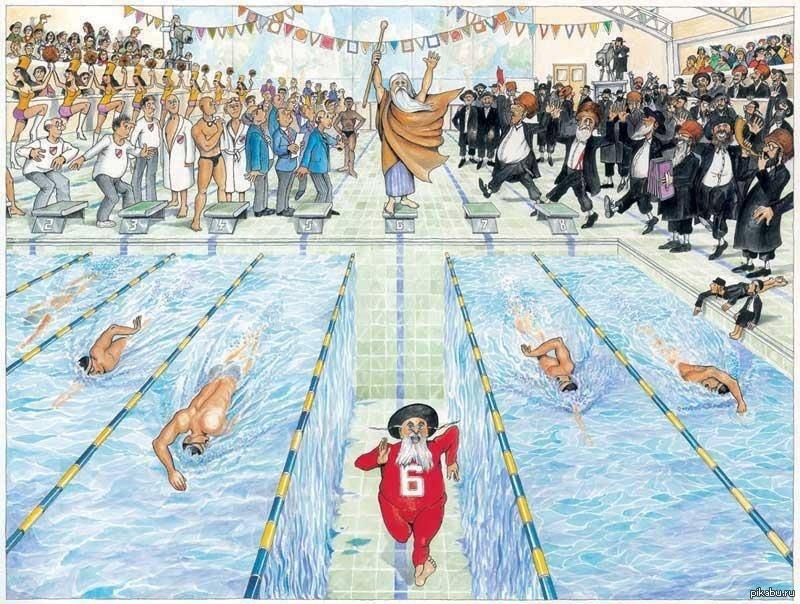 религиозных картинки приколы на тему я и плавание фотографии холсте губкине