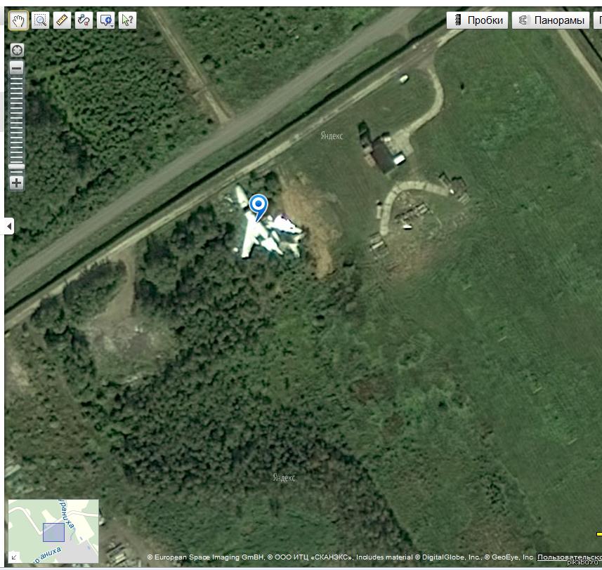скачать карту разрушенный самолет - фото 2