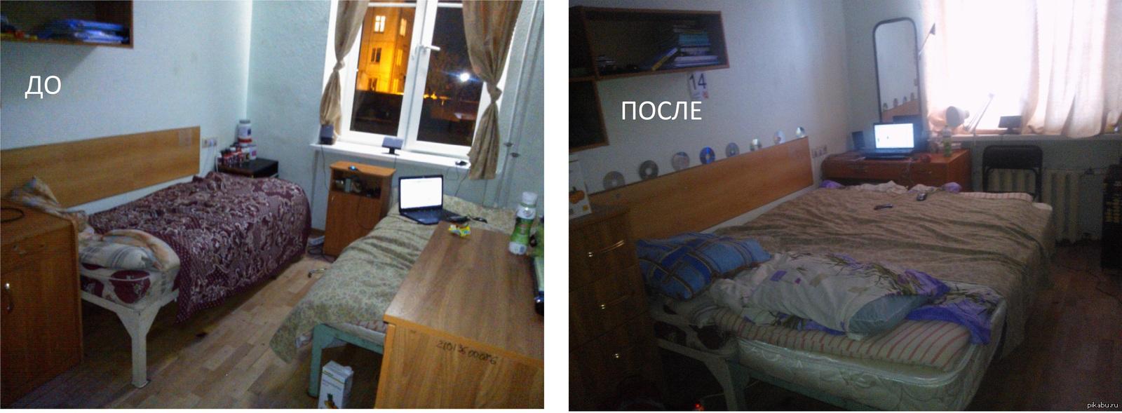 Приколы девушек в общежитии