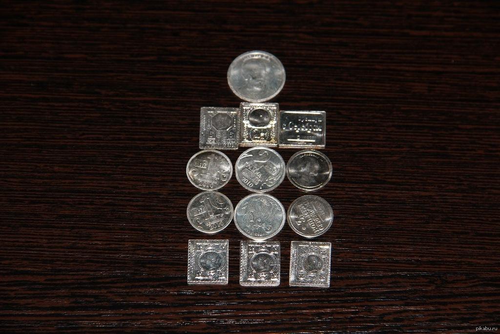 """Водка """"с серебром"""" или как я лоханулся с монетами."""