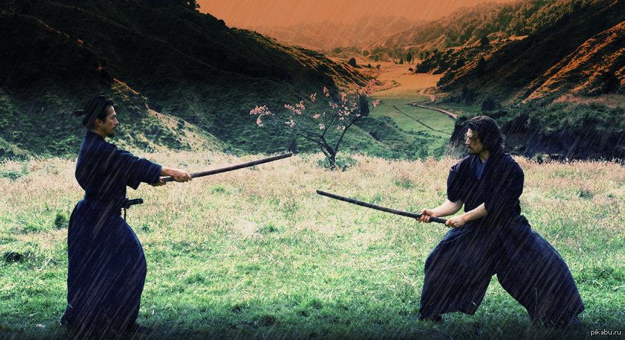 элегантное меч и природа фотографии одной кажется