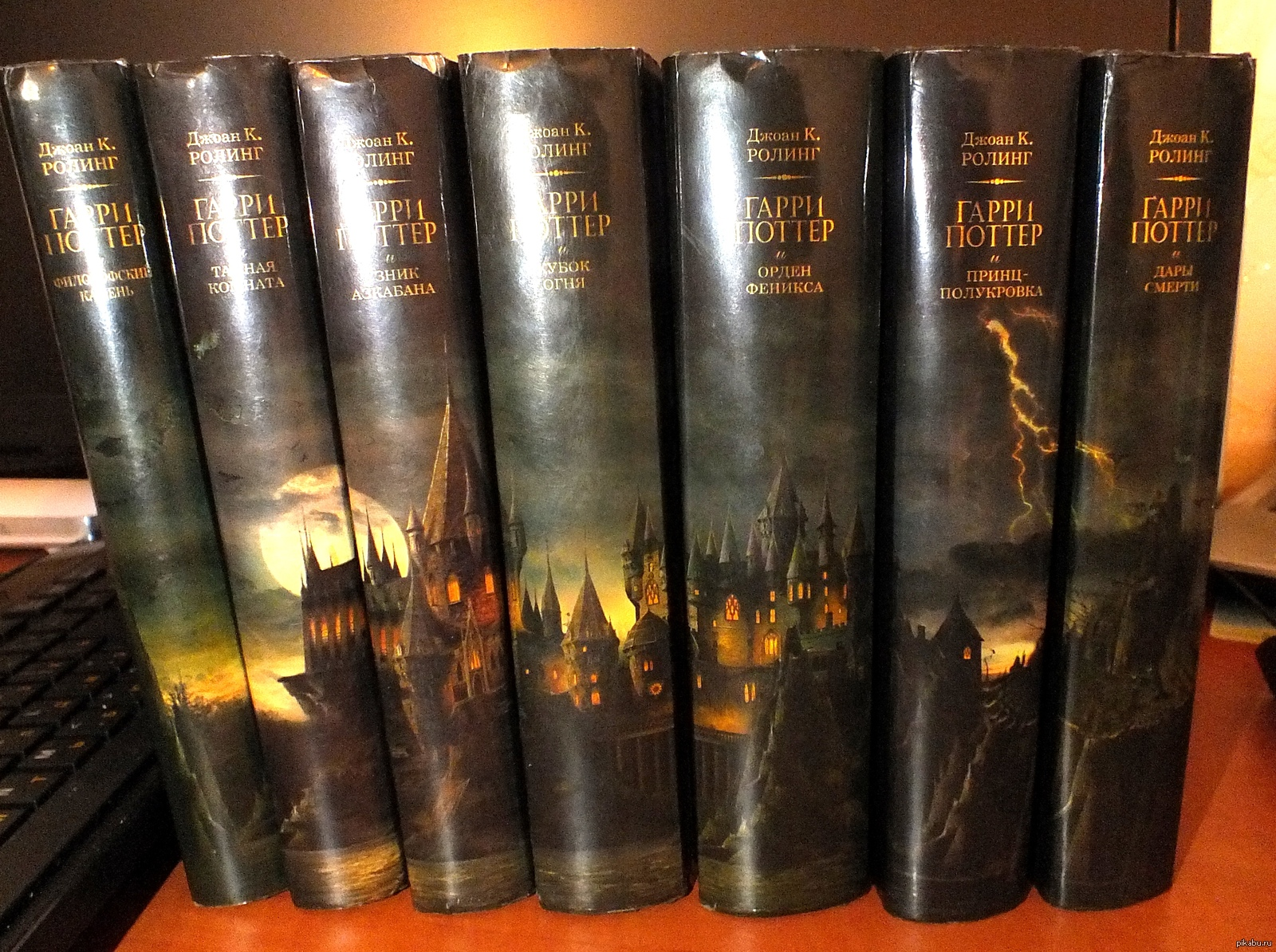 Гарри Поттер. Коллекционное издание. Обложки | Пикабу