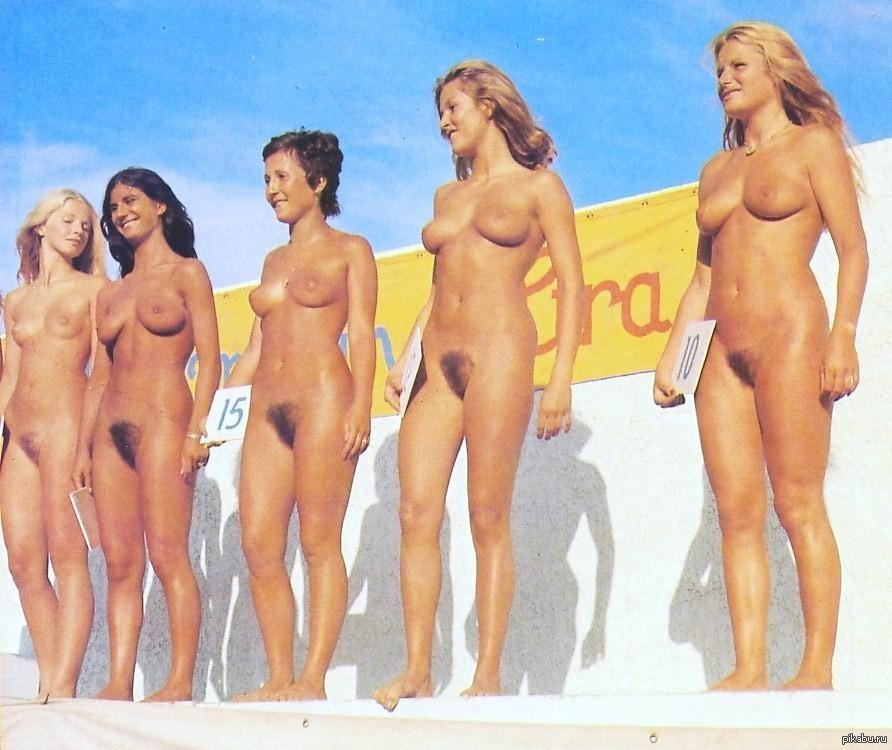 конкурс красоты обнаженных тел онлайн