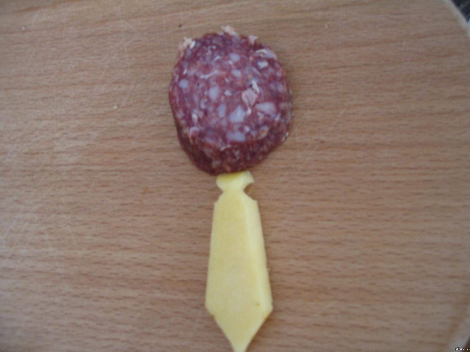 Деловая колбаса смешная картинка