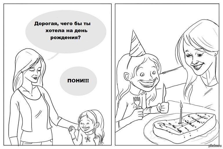 день рождения юмор картинки