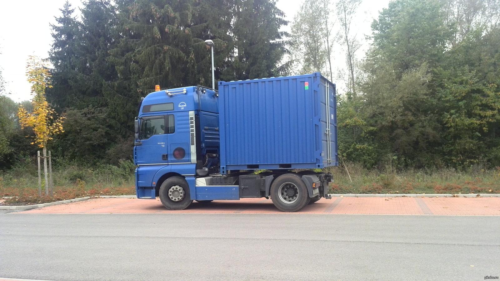 фотоприколы на грузовиках чего начинается