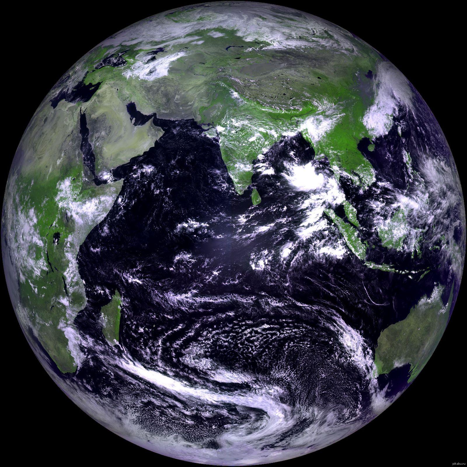 снимок земли из космоса картинка попробует