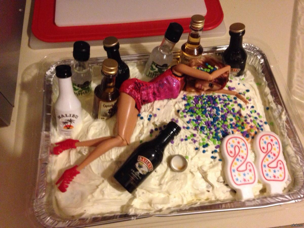 Приколы, прикольные торты картинки с днем рождения