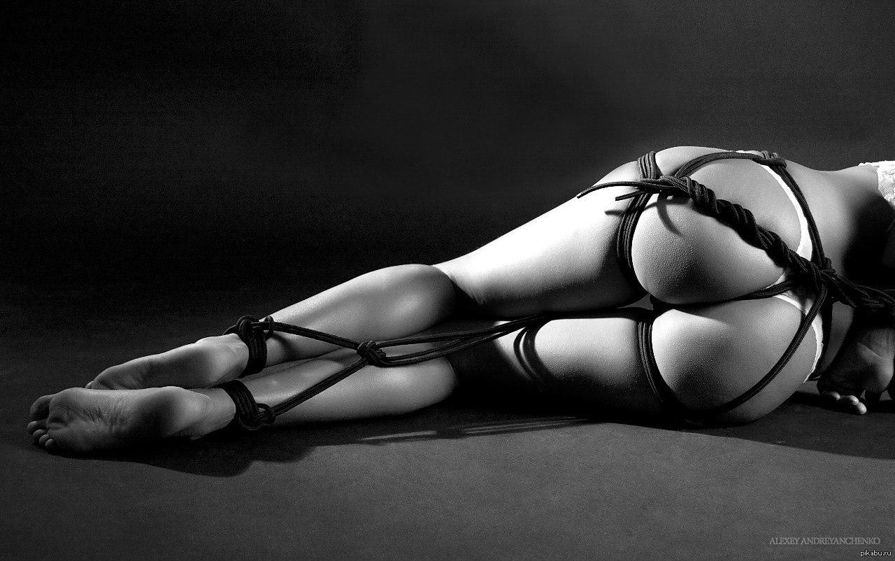 красивые эротические картинки связывание - 8