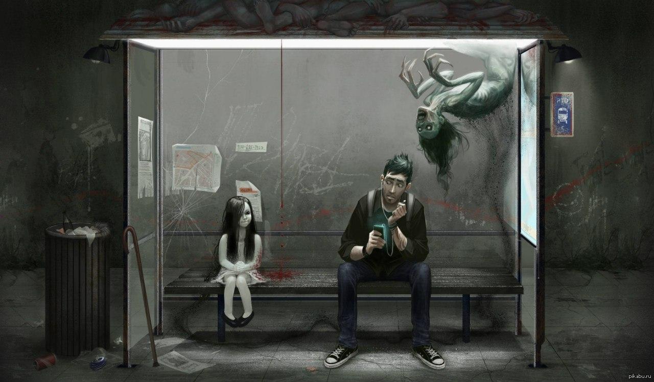 Февраля всех, ужасы приколы в картинках