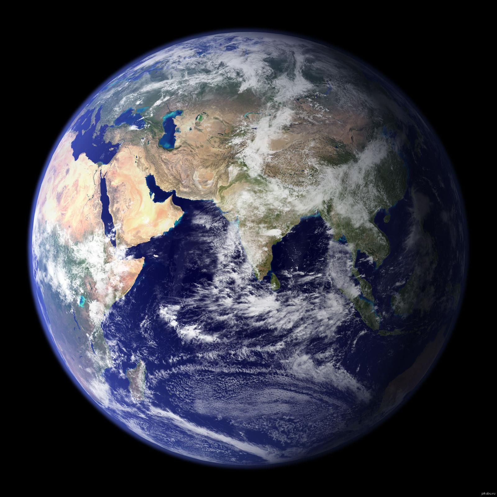 planets surrounding earth - HD