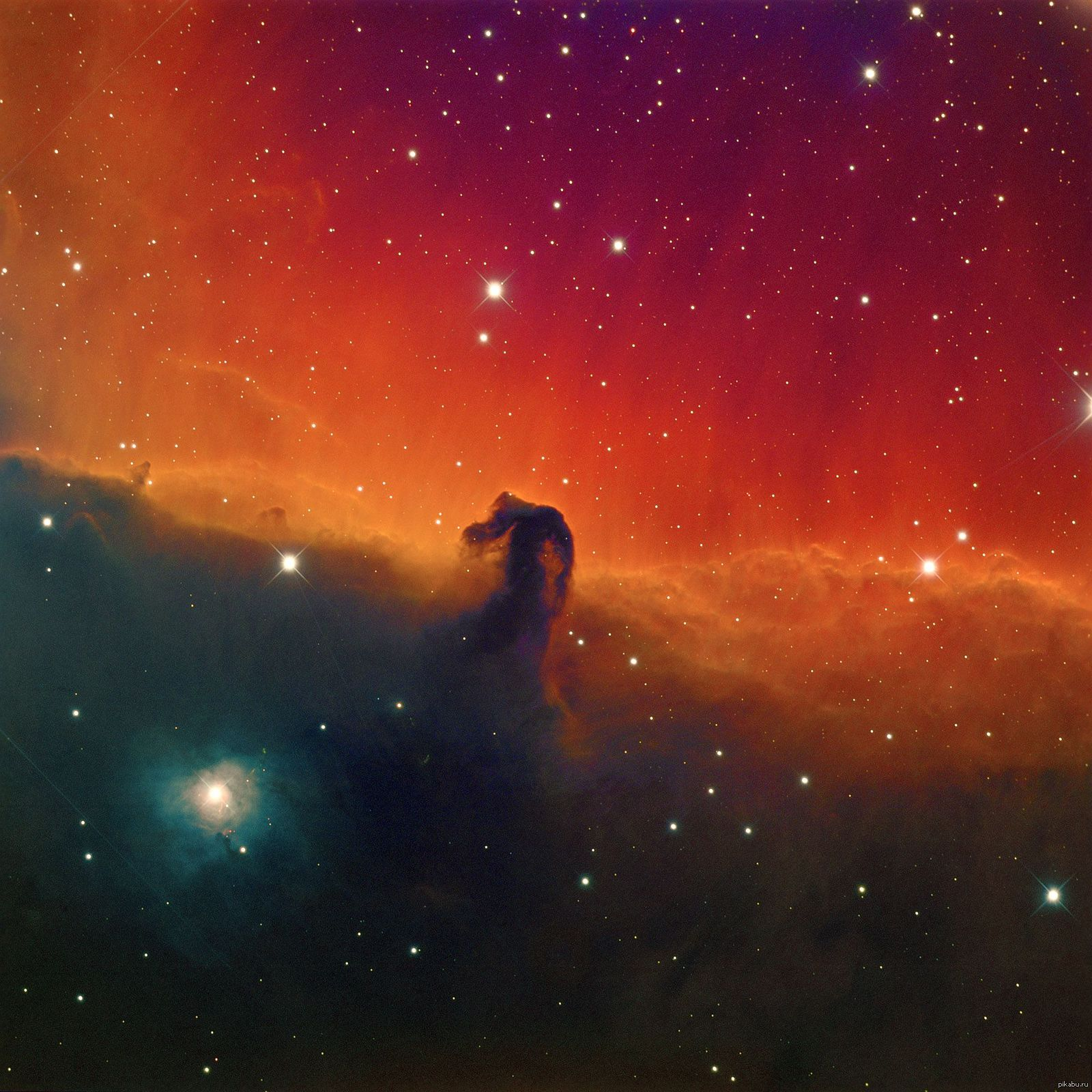 hubble pictures horsehead - HD2000×2000
