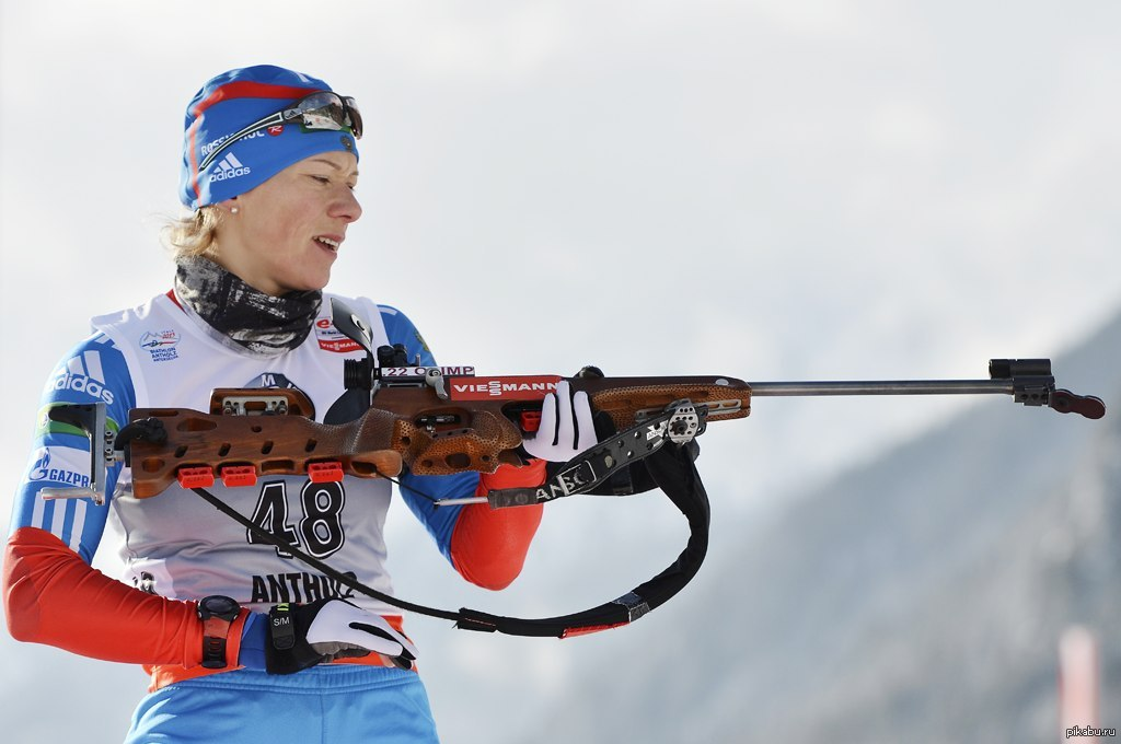 Картинки биатлонистов и биатлонистов россии